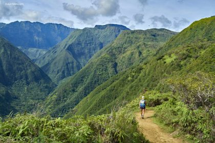 Hiking the Valley Isle: Adventures From Mild to Wild
